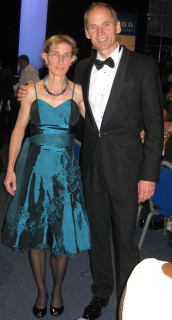 Gala-Kleid, Christine Müller - IAAF-Masters of the Year 2008, Monaco 23.11.2008